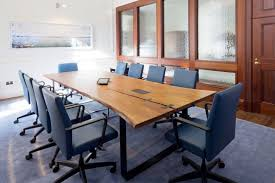 Live Edge Conference Table Wood Anchor Wood Anchor Portfolio