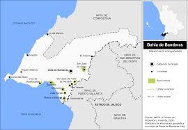 Bucerias Mexico Map by File Bahia De Banderas Localidades Svg Wikimedia Commons