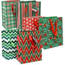 bulk christmas bags gift bags bulk 10w x 12h inch emerald paper gift bags bm34le1013