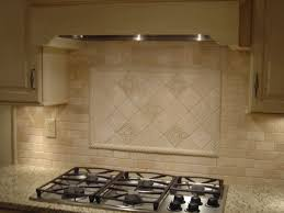Kitchen Range Backsplash Tile Backsplash Just Behind The Stove House Pinterest What Tile