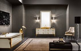 bathrooms design unfinished bathroom vanity art deco black