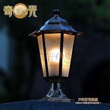 Outdoor Light Post Fixtures by Online Get Cheap Decorative Lamp Post Aliexpress Com Alibaba Group