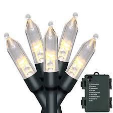 lights outdoor string lights 50 led
