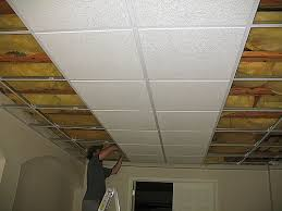 types of ceilings basement ceilings recommended types