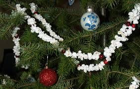 cranberry garland for christmas tree home design u0026 interior design