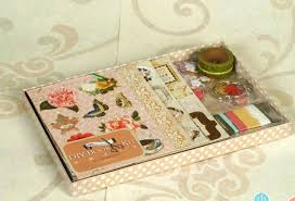 creative photo albums handmade diy book kit the south korean creative photo album the
