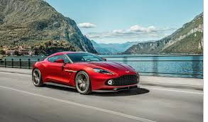 zagato lamborghini aston martin vanquish zagato heading to production