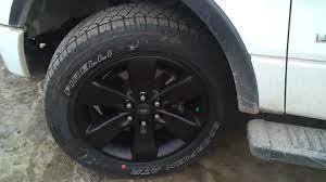 plasti dip jeep white 2011 fx4 f150 ecoboost 20