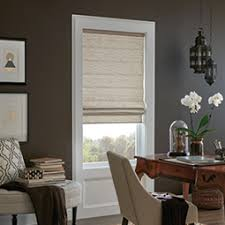 Classic Roman Shades - custom window treatments bali blinds and shades