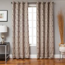 products in window curtains decor on linen chest