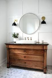 Repurposed Furniture For Bathroom Vanity Bathroom Repurposed Bathroom Vanity Repurposed Bathroom Vanity
