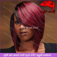 weave bob hairstyles for black women photo red bob hairstyles for black women bob wig 100 human hair
