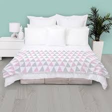 light pink throw blanket throw blanket shimmer grey pale pink 1sz mintiqe