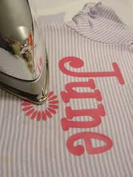 imperfectly beautiful iron on t shirt vinyl