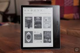 kindle oasis review 2017 cheaper waterproof and a bigger screen