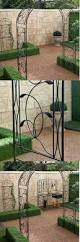 Wrought Iron Garden Decor Arbors And Arches 180993 Wide Arch For Wedding Wrought Iron