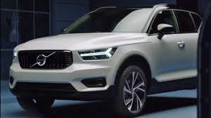 volvo 2018 volvo xc40 suv photos and design details leak ahead of