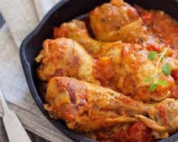 cuisiner des cuisse de poulet recette de cuisses de poulet à la bière et à la sauce tomate minceur