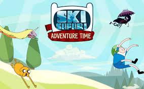 safari apk ski safari adventure time free android