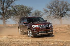Ford Explorer 3 Rows - ford explorer 2016 motor trend suv of the year contender