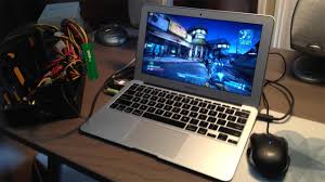 Gaming Setup Maker by What It Takes To Connect An External Gpu To A Macbook Tested