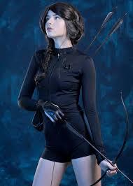 katniss costume hunger style katniss costume
