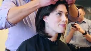 short haircuts for chemo patients the wigging breast cancer patient shaves head before chemo hair