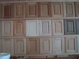 cabinet doors unfinished wood kitchen cabinet door view