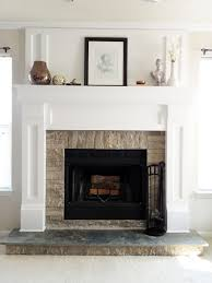 diy fireplace mantel redo u2013 diyaffair
