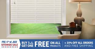 the 2015 select blinds pre 4th of july sitewide sale the blinds