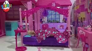 Furniture Sets Barbie U0027s Bedroom Glam Vanity Furniture Set Youtube