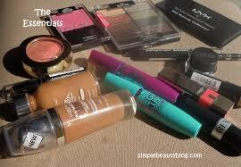 affordable makeup starter kit u2013 simple beauty blog