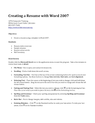 Create Cover Letter For Resume Create Cover Letter In Word