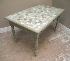 tile table top makeover cottage table makeover tile top tables tile tables and repurposed