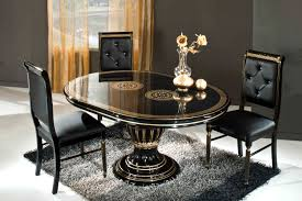 modern extendable dining table 18250
