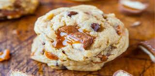 recette de cuisine cookies recette twix cookies fait maison facile à faire