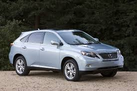 suv lexus 2010 2010 lexus rx 450h luxury loaded light on the footprints hybrid