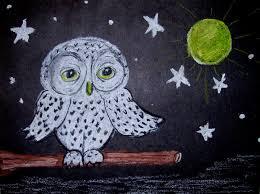 little snowy owl kids u0026 glitter