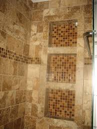 Mosaic Tile Ideas For Bathroom Alluring Mosaic Tile Patterns For Shower For Your Latest Home