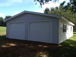 24x36 Garage Plans by Car Garages For Any Budget 4 Outdoor