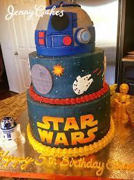 fun star wars cake chocolate fudge cake with fresh strawberry and