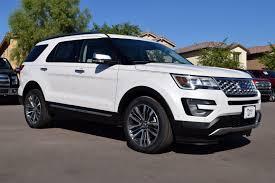 Ford Explorer 2016 - 2016 ford explorer platinum ecoboost 4x4 walkaround youtube