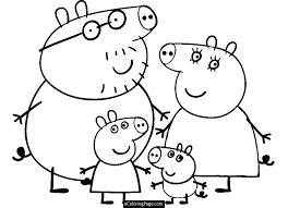 peppa pig valentines coloring pages kids n coloring pages of pig coloring pages peppa pig pig coloring
