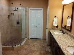 Bathroom Upgrade Ideas Master Bathroom Upgrade Adds A Walk In Shower Trifection