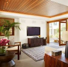 Living Room Wood Ceiling Design Home Design Interior And - Wood living room design