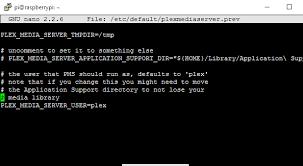 raspberry pi plex server how to set up plex media server on rpi