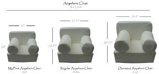 Pottery Barn Kids My First Chair 28 Pbk Anywhere Chair Insert Pottery Barn Oversized