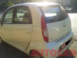 indian car tata spotted 2013 tata nano facelift edit now launched indian cars