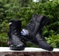 short black motorcycle boots 2018 new motorcycle short boots pro biker speed moto racing