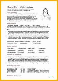 Pediatric Medical Assistant Resume Example Medical Assistant Resume Resume Examples Medical